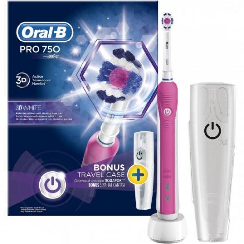 אונליין    Oral-B Pro 750    -