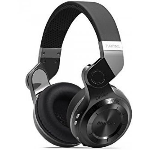 אונליין    HiFi  Bluedio T2+ Turbine Bluetooth -