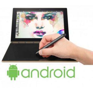 אונליין   4G LTE    Lenovo Yoga Book YB1-X90L ZA0W0070IL -  64GB -