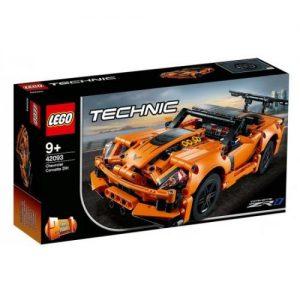 אונליין Chevrolet Corvette ZR1   42093 LEGO