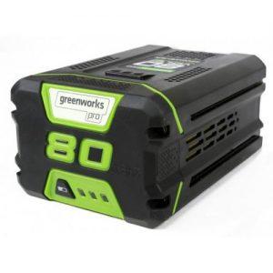 אונליין  - Greenworks 80V 4.0AH