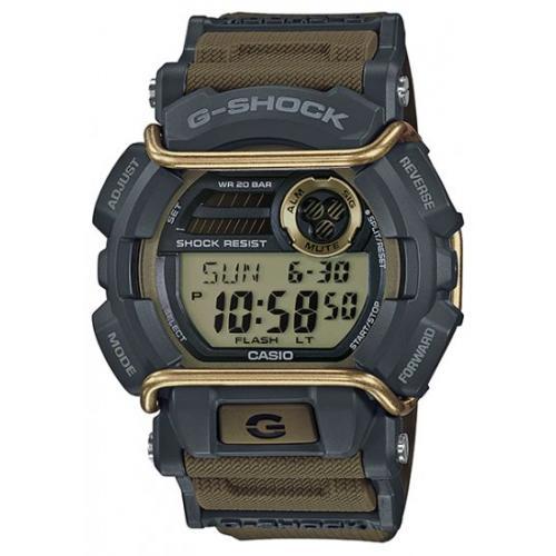 אונליין     Casio G-Shock GD-400-9DR -