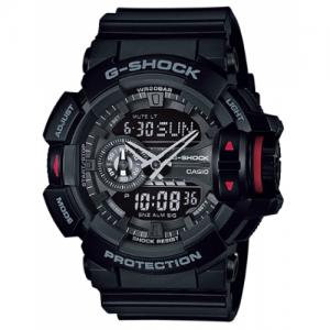 אונליין   -   Casio G-Shock  GA-400-1BDR -