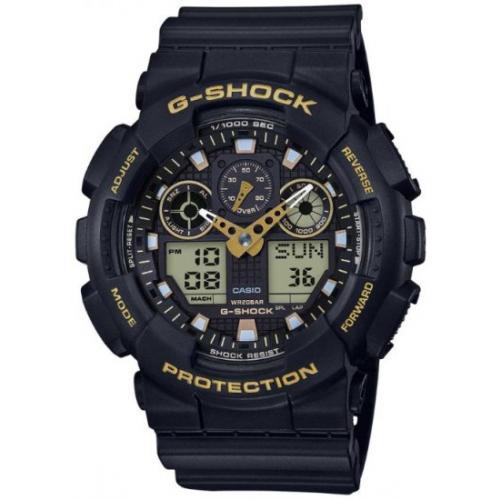אונליין   -   Casio G-Shock GA-100GBX-1A9DR -