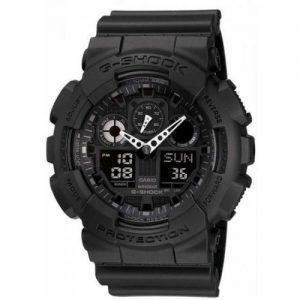 אונליין   -   Casio G-Shock GA-100-1A1DR -