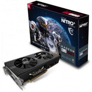 אונליין   Sapphire Radeon RX 570 NITRO+ 8GB OC GDDR5 DVI 2xHDMI 2xDP PCI-E