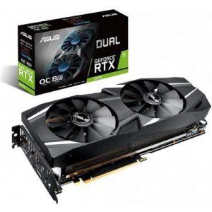 אונליין   ASUS RTX 2070 DUAL OC 8GB GDDR6 HDMI 3xDP USB Type-C