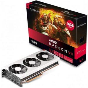 אונליין   Asus Radeon VII 16GB HBM2 HDMI 3xDP PCI-E