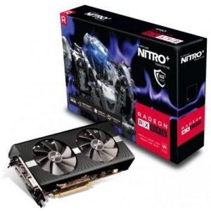 אונליין   Sapphire Radeon RX 590 NITRO+ OC 8GB GDDR5 DVI 2xHDMI 2xDP PCI-E