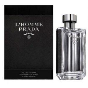 אונליין   Prada Lhomme 100ml    E.D.T