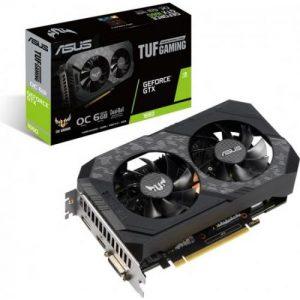 אונליין   Asus GTX 1660 TUF GAMING 6GB OC GDDR5 DVI HDMI DP