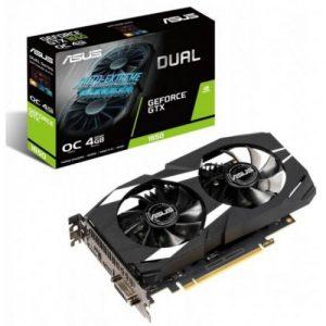 אונליין   Asus GTX 1650 Dual 4GB OC GDDR5 DVI HDMI DP
