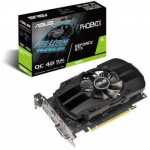 אונליין   Asus GTX 1650 Phoenix 4GB OC GDDR5 DVI HDMI DP