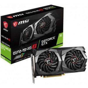 אונליין   MSI GTX 1650 GAMING X 4GB GDDR5 HDMI 2xDP PCI-E
