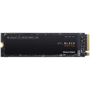 אונליין   Western Digital Black SN750 WDS100T3X0C 1TB SSD M.2 2280 NVMe