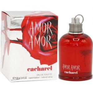 אונליין   Cacharel Amor Amor E.D.T 100ml