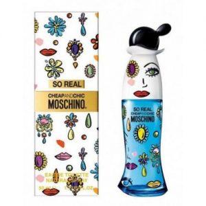 אונליין   50 '' Moschino So Real Cheap And Chic    E.D.T