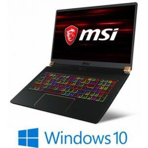 אונליין    MSI GS75 Stealth 9SE-621IL -