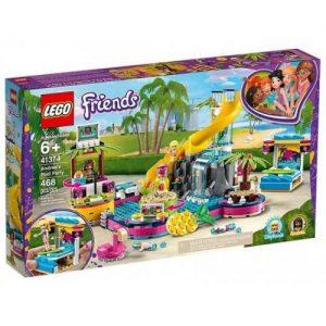 אונליין    LEGO 41374