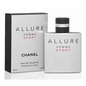 אונליין   100 '' Chanel Allure Sport