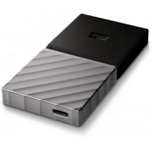 אונליין  SSD   Western Digital My Passport SSD WDBKVX0010PSL USB 3.1 -  1TB