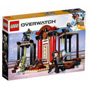 אונליין Hanzo  Genji  LEGO 75971 - Overwatch