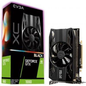 אונליין   EVGA GTX 1660 XC BLACK GAMING 6GB GDDR5 DVI HDMI DP