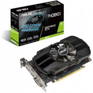 אונליין   Asus GTX 1650 Phoenix 4GB GDDR5 DVI HDMI DP