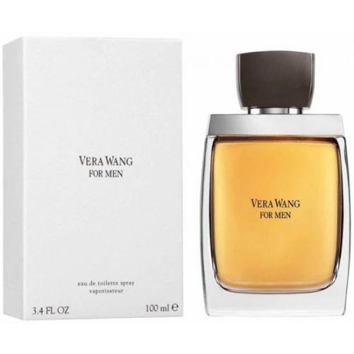 אונליין   100 '' Vera Wang For Men    E.D.T
