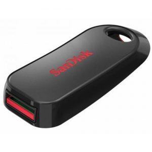 אונליין   SanDisk Cruzer Snap USB 2.0 128GB SDCZ62-128G-G35