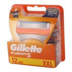 אונליין 12   Gillette Fusion 5