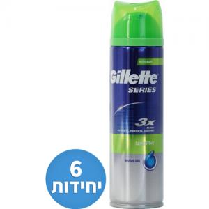 אונליין `    Gillette  200 '' - 6