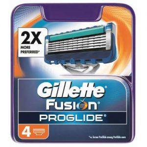 אונליין 4   Gillette Fusion Proglide