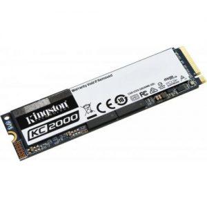 אונליין   Kingston KC2000 M.2 SKC2000M8/250G 250GB SSD PCIe NVMe