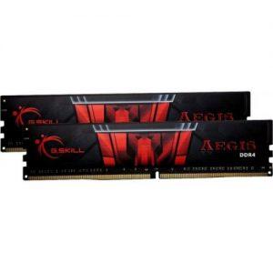 אונליין   G.Skill Aegis 2x8GB 3000Mhz DDR4 CL16 Kit