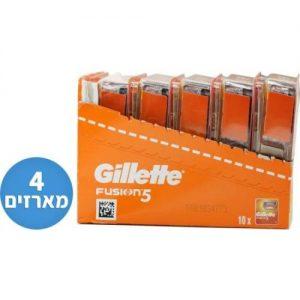 אונליין 40   Gillette Fusion 5