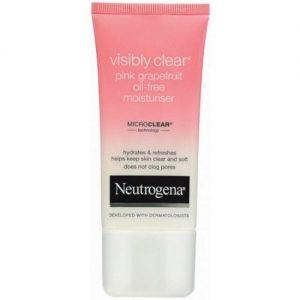 אונליין   50 '' Neutrogena Visibly Clear Pink Grapefruit Oil Free