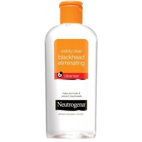 אונליין   Neutrogena Visibly Clear Blackhead Eliminating  200 ''