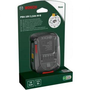 אונליין   Bosch PBA 18V LI 2.5Ah
