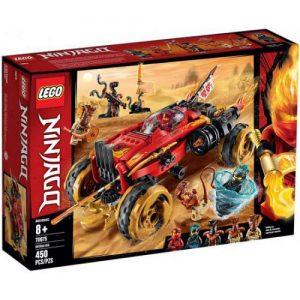 אונליין  4X4  '  70675 LEGO