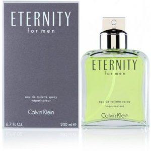 אונליין   200 '' Calvin Klein Eternity    E.D.T