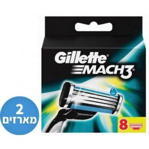 אונליין   Gillette Mach3 -   2