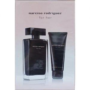 אונליין    100 '' Narciso Rodriguez For Her    + 75 ''