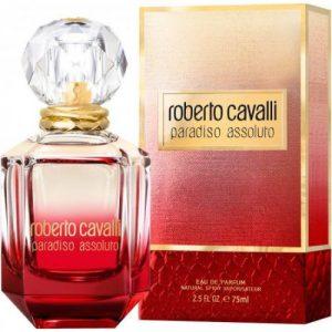 אונליין   75 '' Roberto Cavalli Paradiso Assoluto    E.D.P