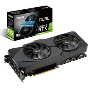 אונליין   ASUS DUAL RTX 2080 SUPER EVO 8GB GDDR6 HDMI 3xDP USB Type-C
