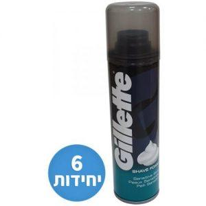 אונליין     Gillette  200 '' - 6