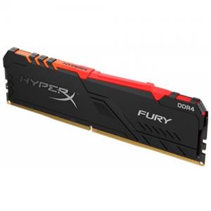 אונליין   HyperX FURY RGB 8GB DDR4 2666MHz CL16