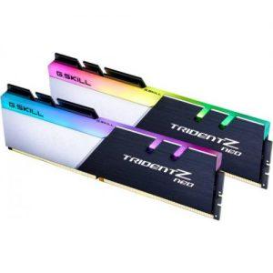 אונליין   G.Skill Trident Z Neo RGB 2x8GB DDR4 3200Mhz CL16 Kit