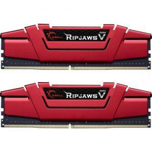 אונליין   G.Skill Ripjaws V 2x8GB 2666Mhz DDR4 CL15 Kit