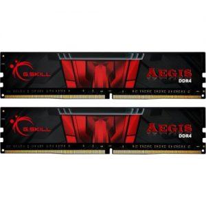 אונליין   G.Skill Aegis 2x8GB 2666Mhz DDR4 CL19 Kit